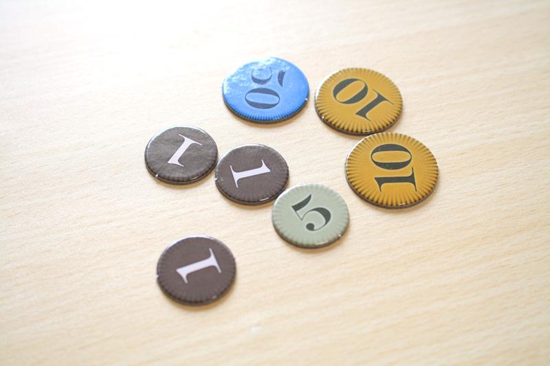 チューリップ・バブル3版 コイン